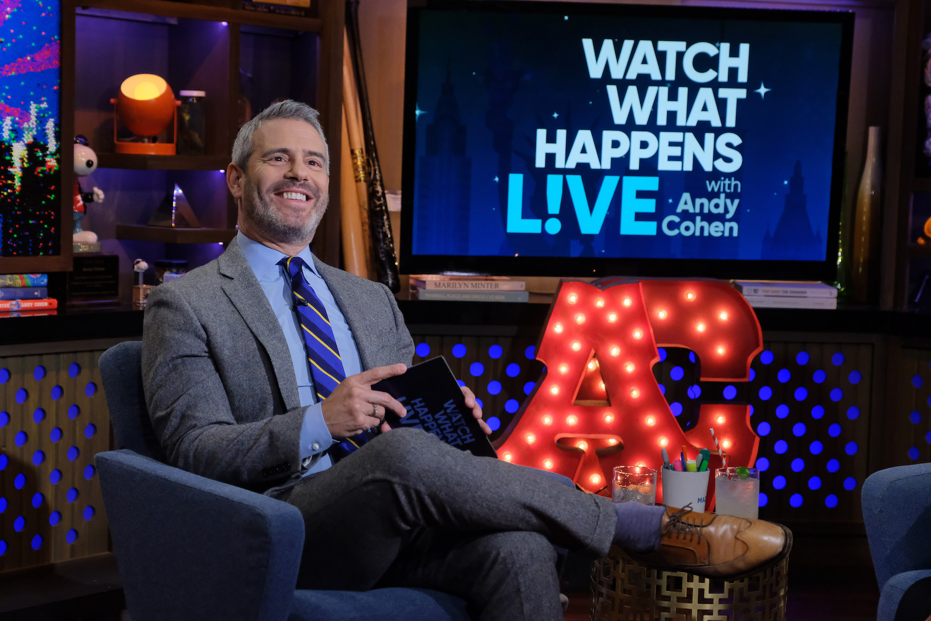 Watch What Happens Live Season 17 Andys Closet January 2020