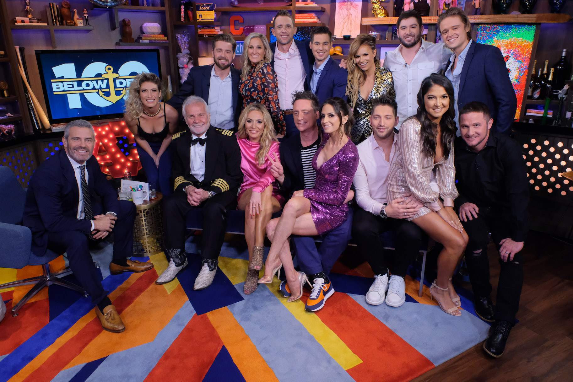 Watch What Happens Live Season 17 Episode Guide 17002