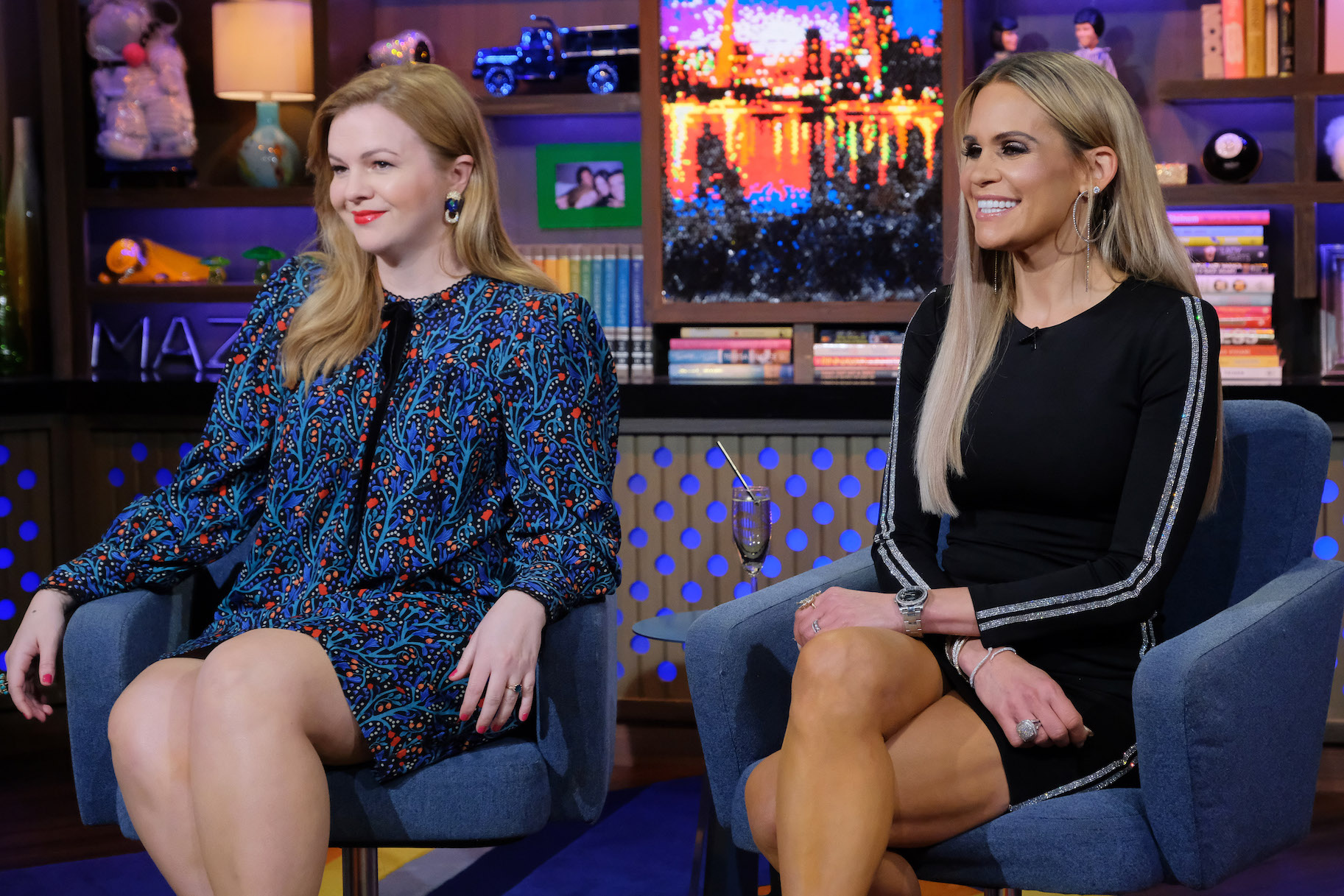 Watch What Happens Live Season 17 Episode Guide 17009