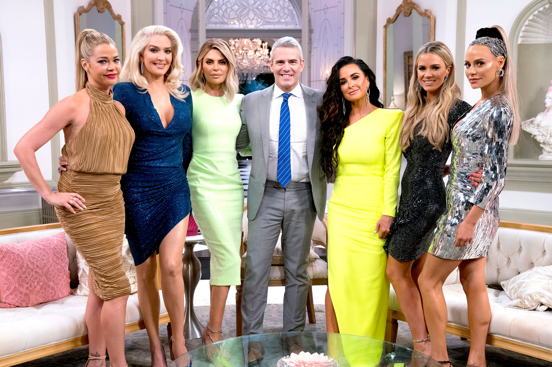 Andy Cohen Rhobh Family Feud