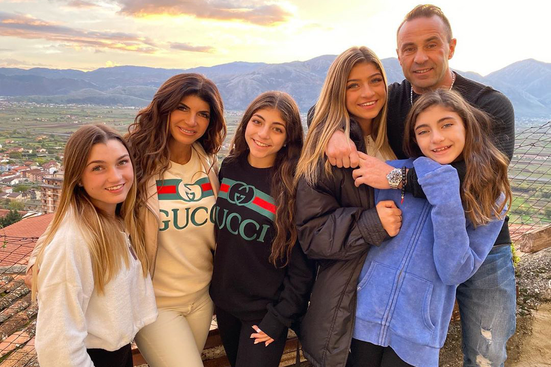 Co Parents Joe Teresa Giudice