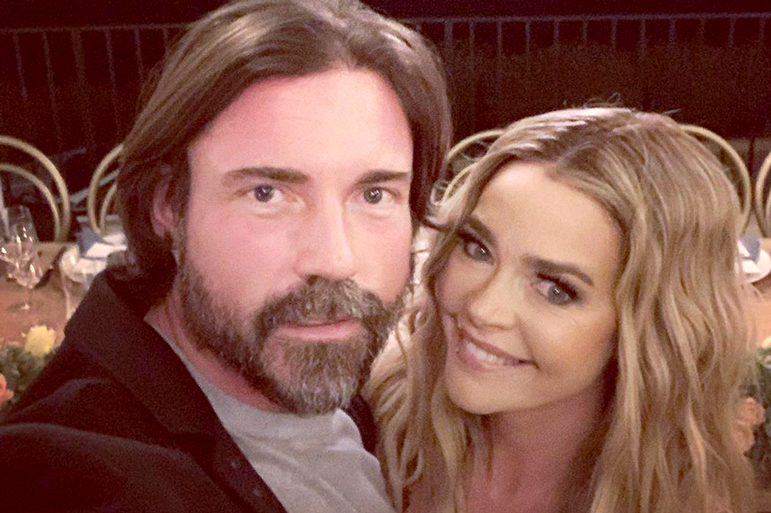 Denise Richards Aaron Phypers Marriage