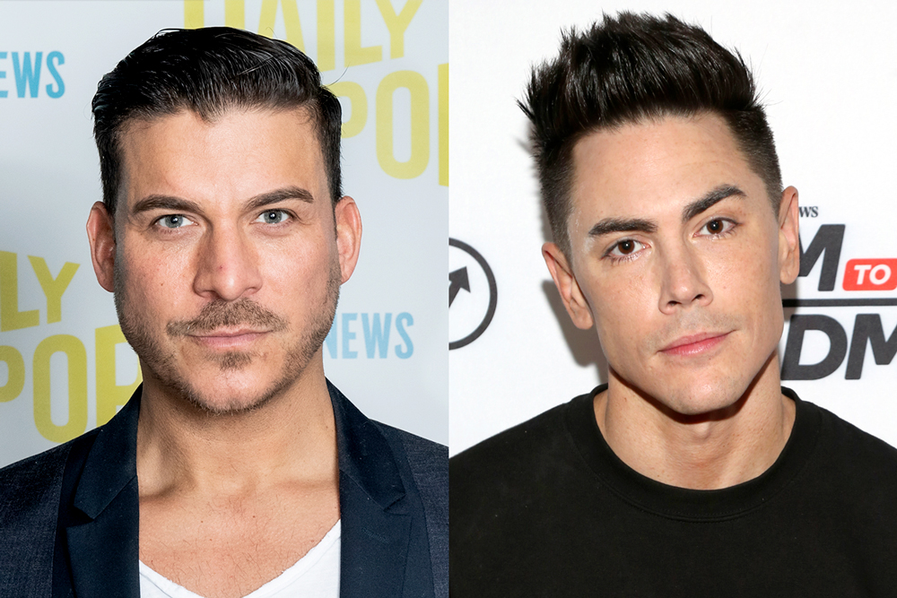 Jax Taylor Tom Sandoval Friendship