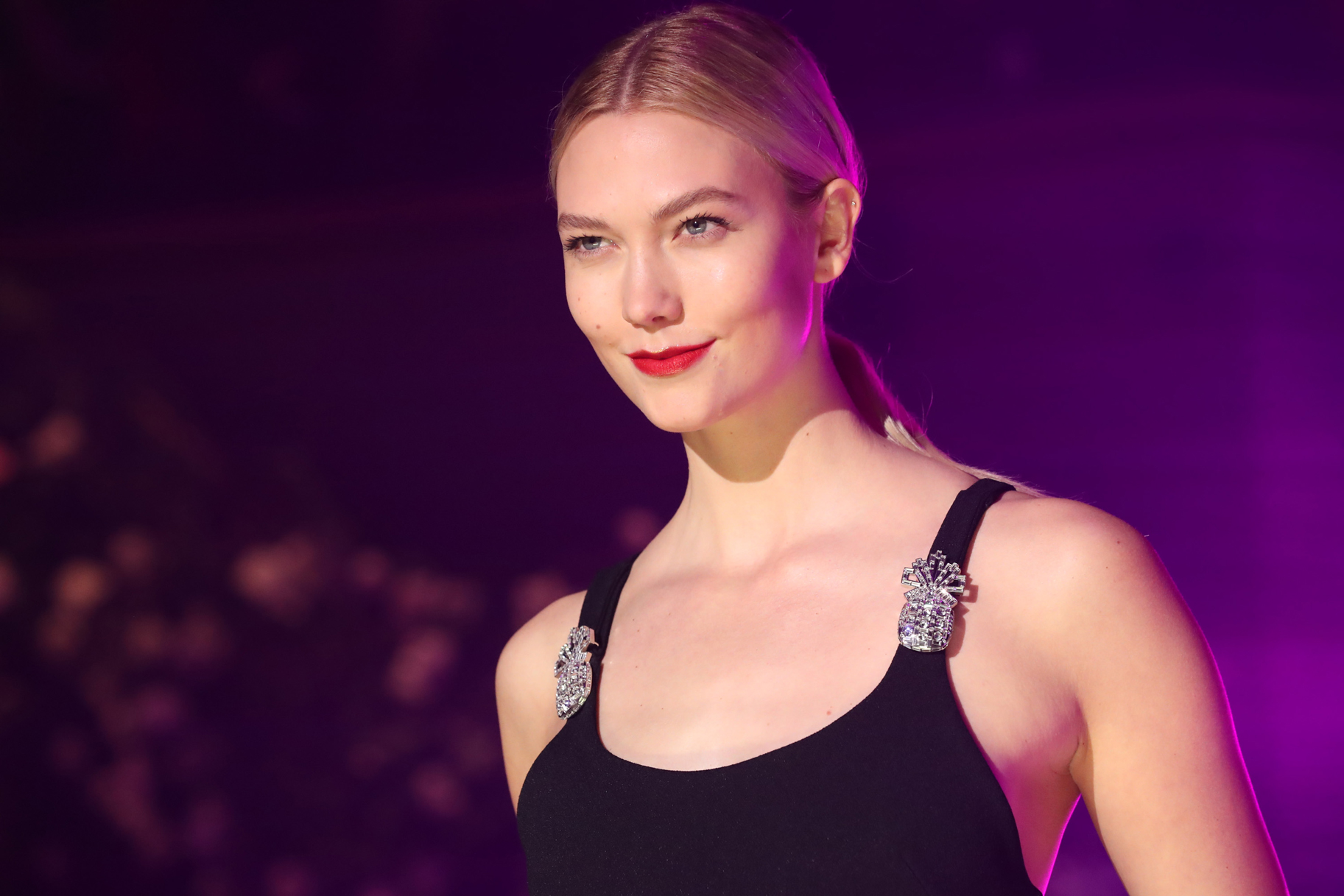 Karlie Kloss Project Runway Career
