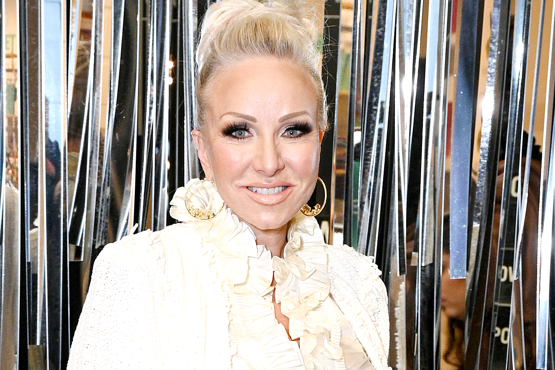 Margaret Josephs Stepfather Relationship Rhonj