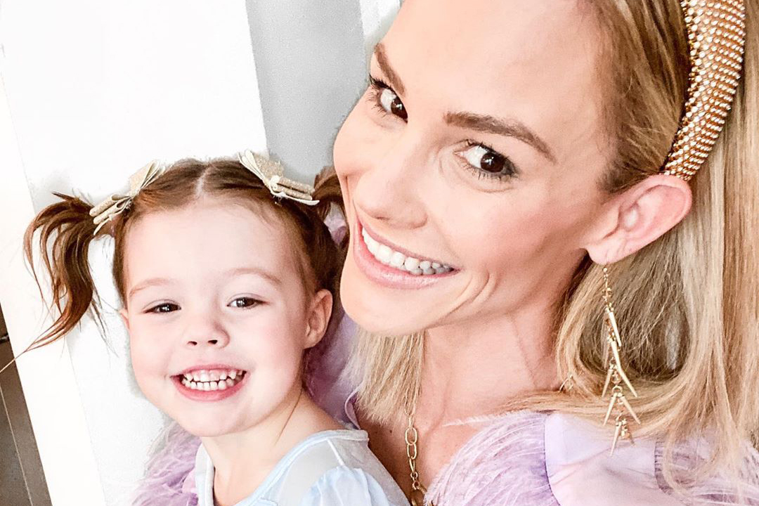Meghan King Edmonds Parenting Daughter