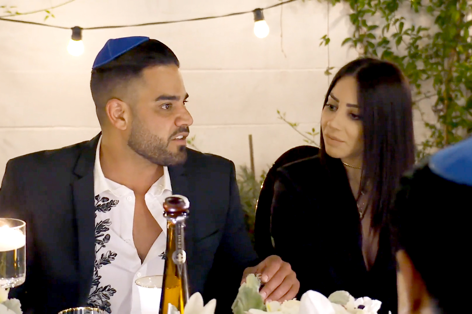 Mike Shouhed Paulina Cohen Shahs
