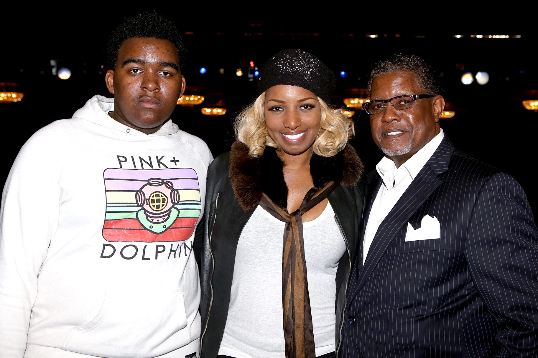Nene Leakes Gregg Strip Club