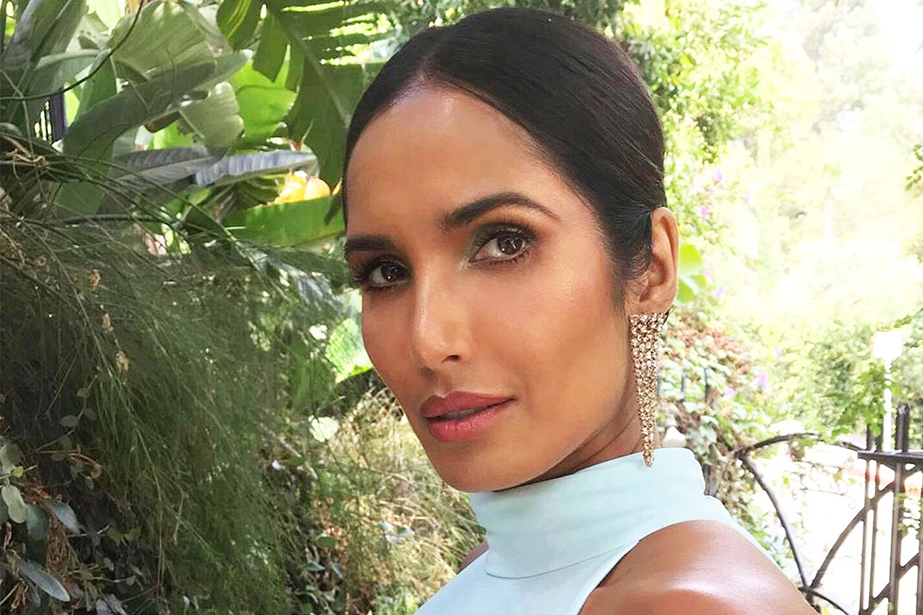 """Padma Lakshmi Reflects on How Her """"Life Changed"""" as Her Daughter Turns 10"""