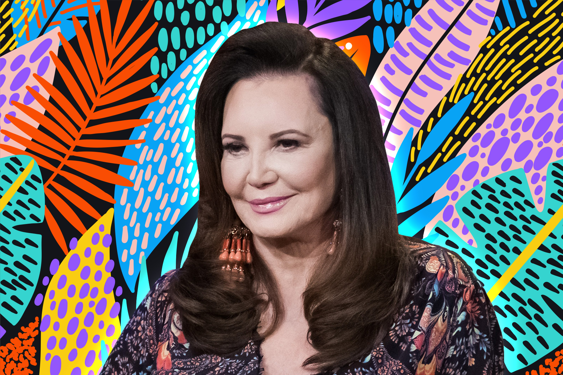 Patricia Altschul Painted Floors
