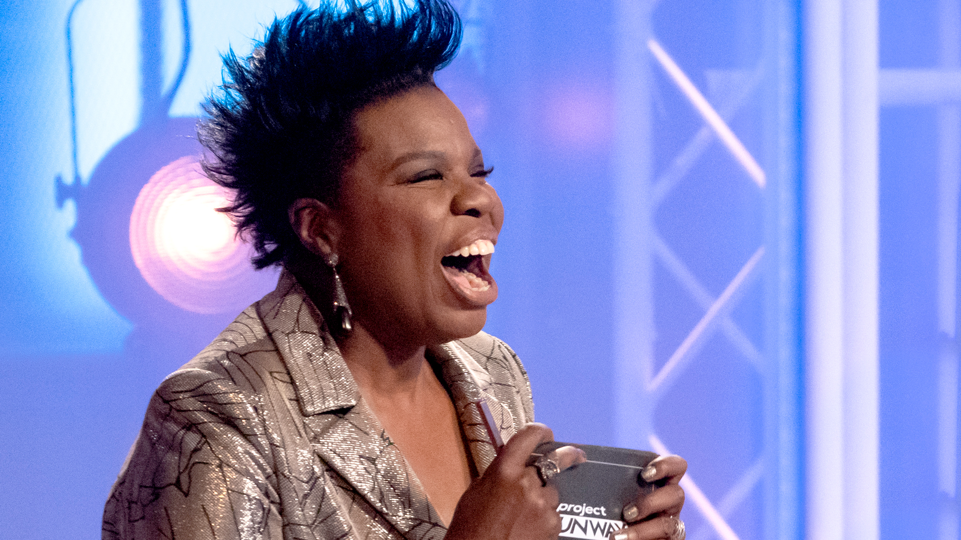 Project Runway 1810 Leslie Jones Comments Will Make You Lol