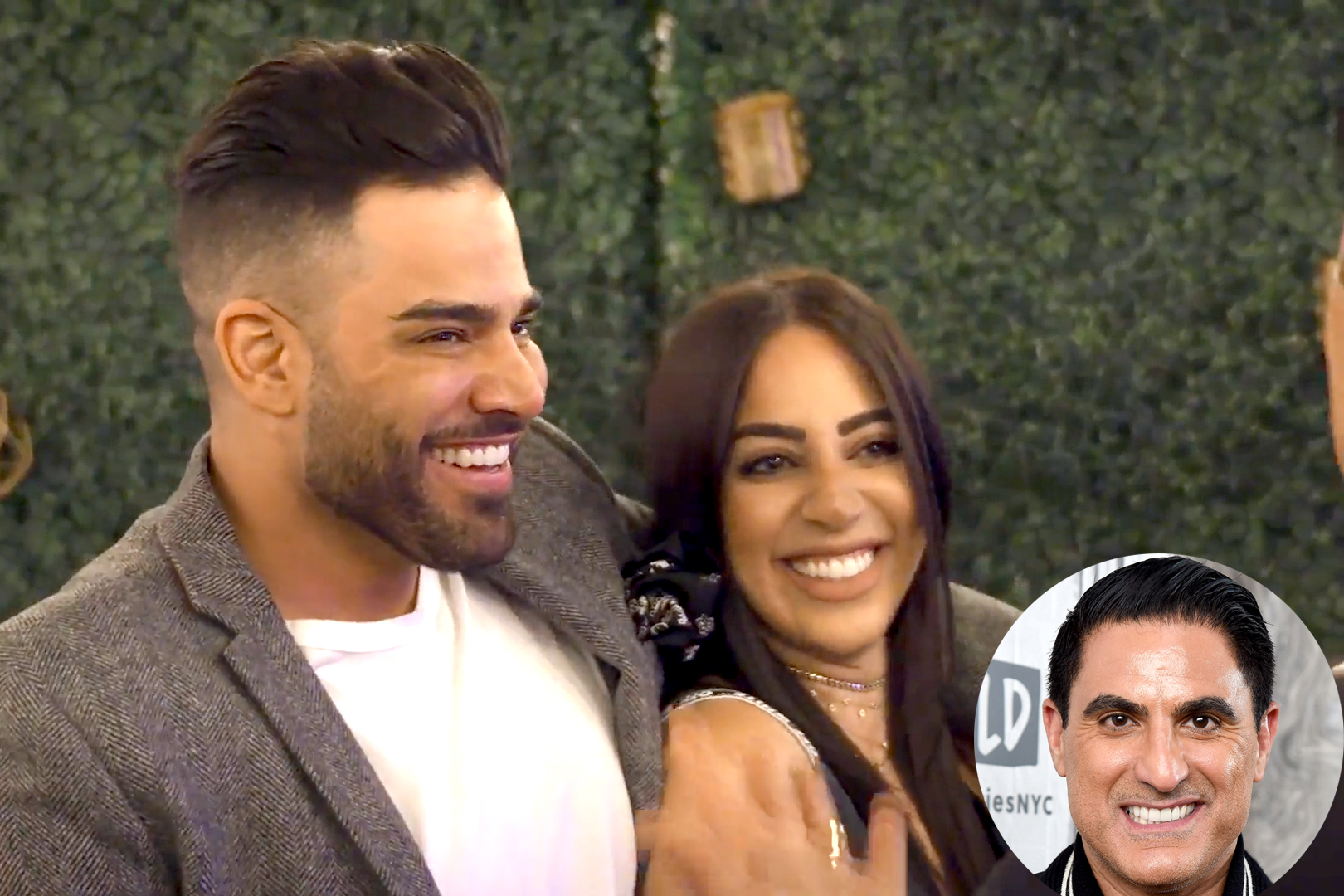 Reza Farahan Mike Shouhed Relationship