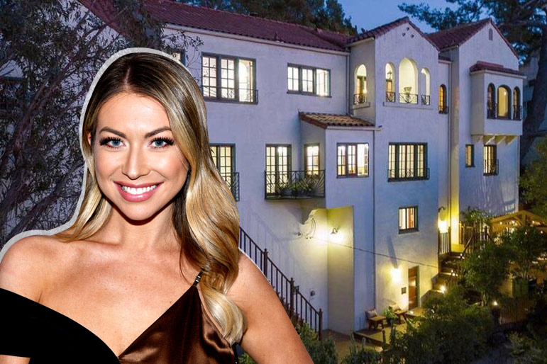 Stassi Schroeder House Home Marriage