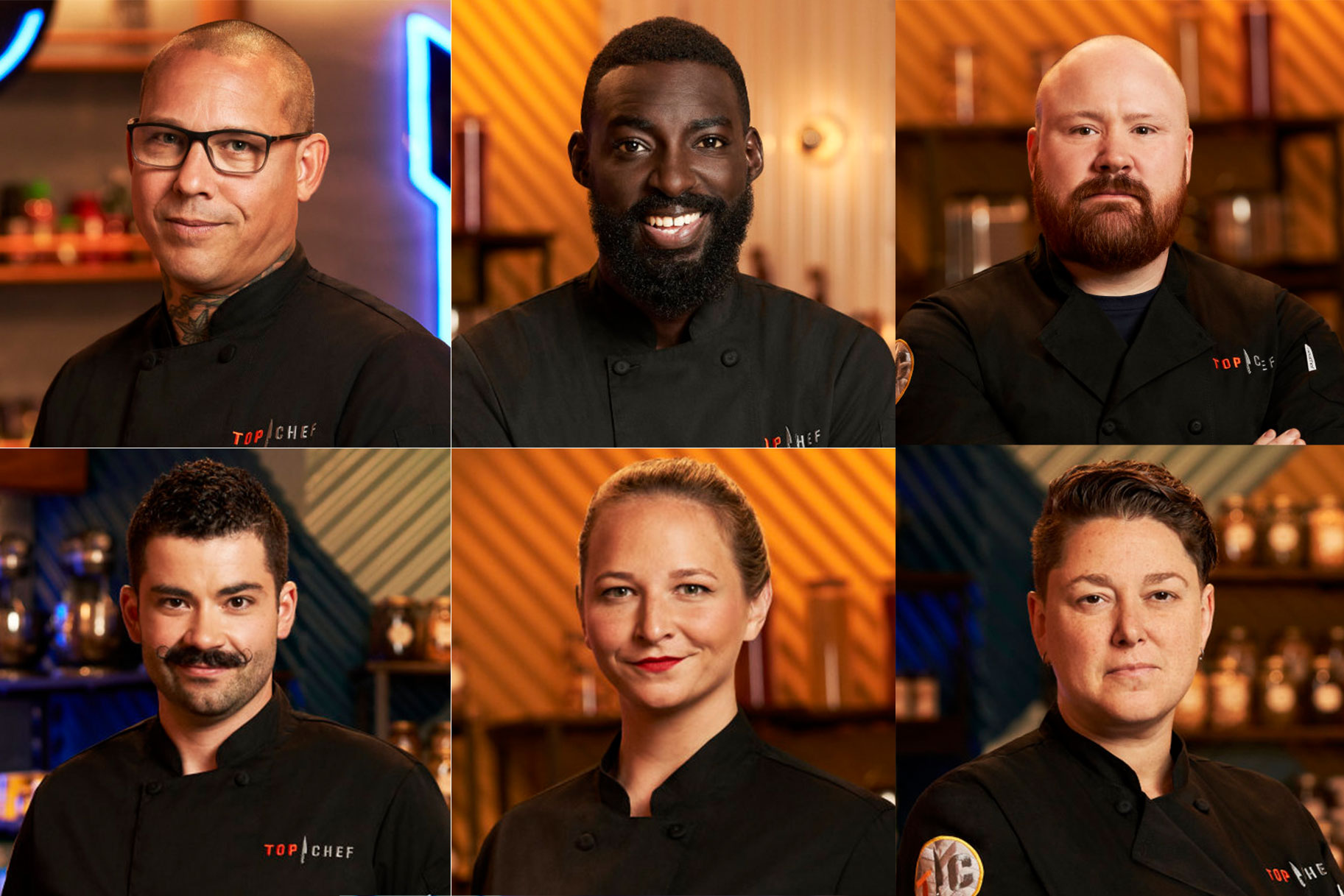 Check out the Cheftestants and Alums Appearing at the First-Ever Bravo's Top Chef Food & Wine Festival