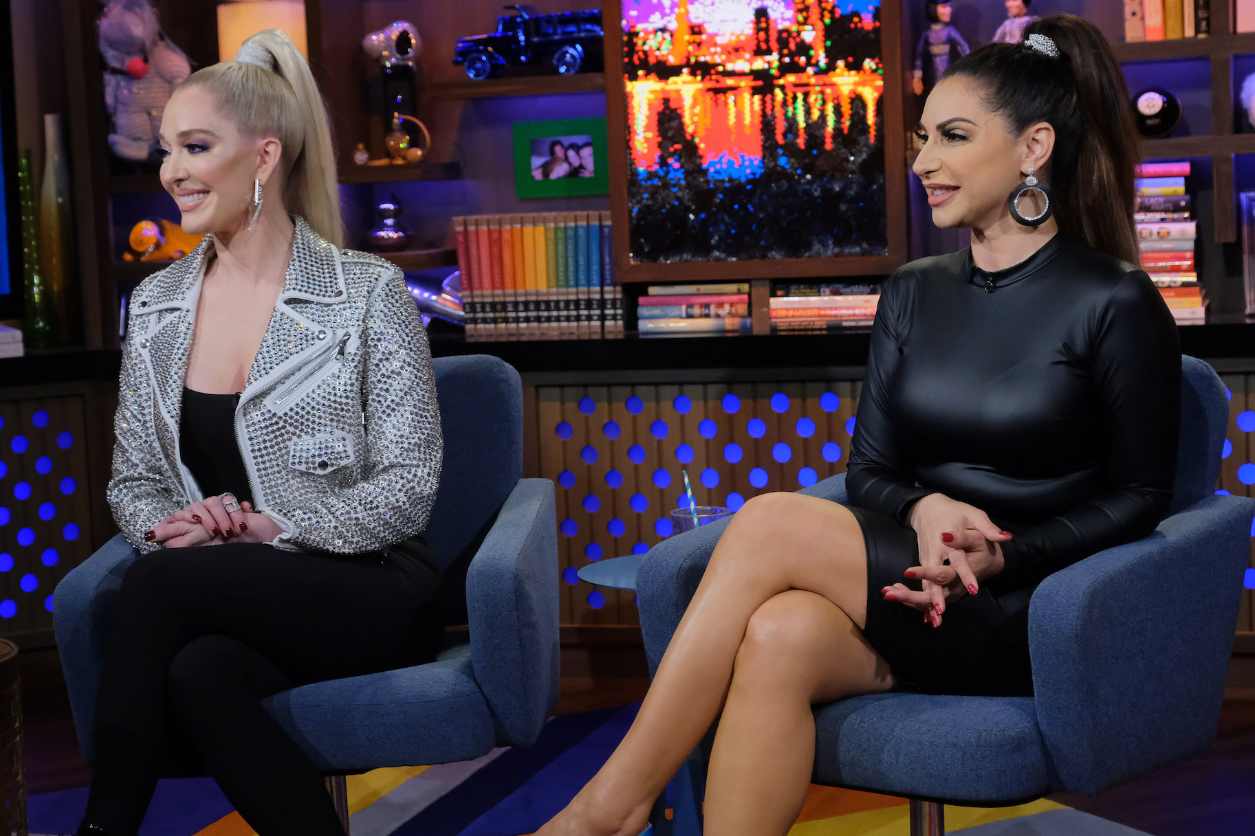 Watch What Happens Live Season 17 Episode Guide 17032