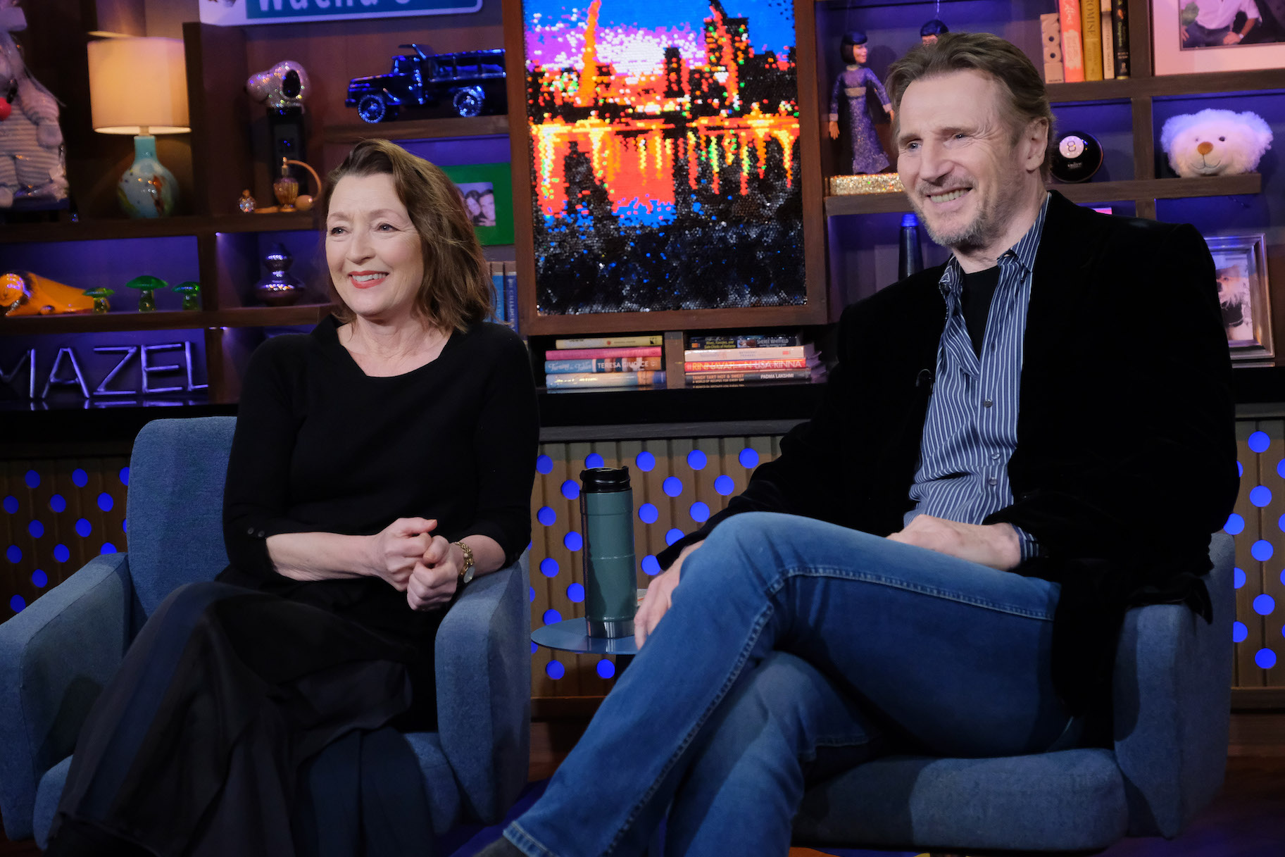 Watch What Happens Live Season 17 Episode Guide 17033