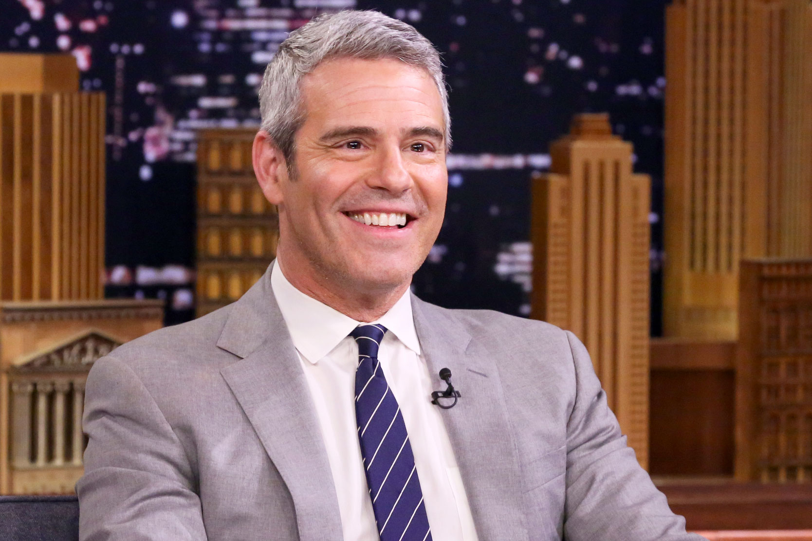 WWHL Returns with New Episodes as Andy Cohen Recovers from Coronavirus