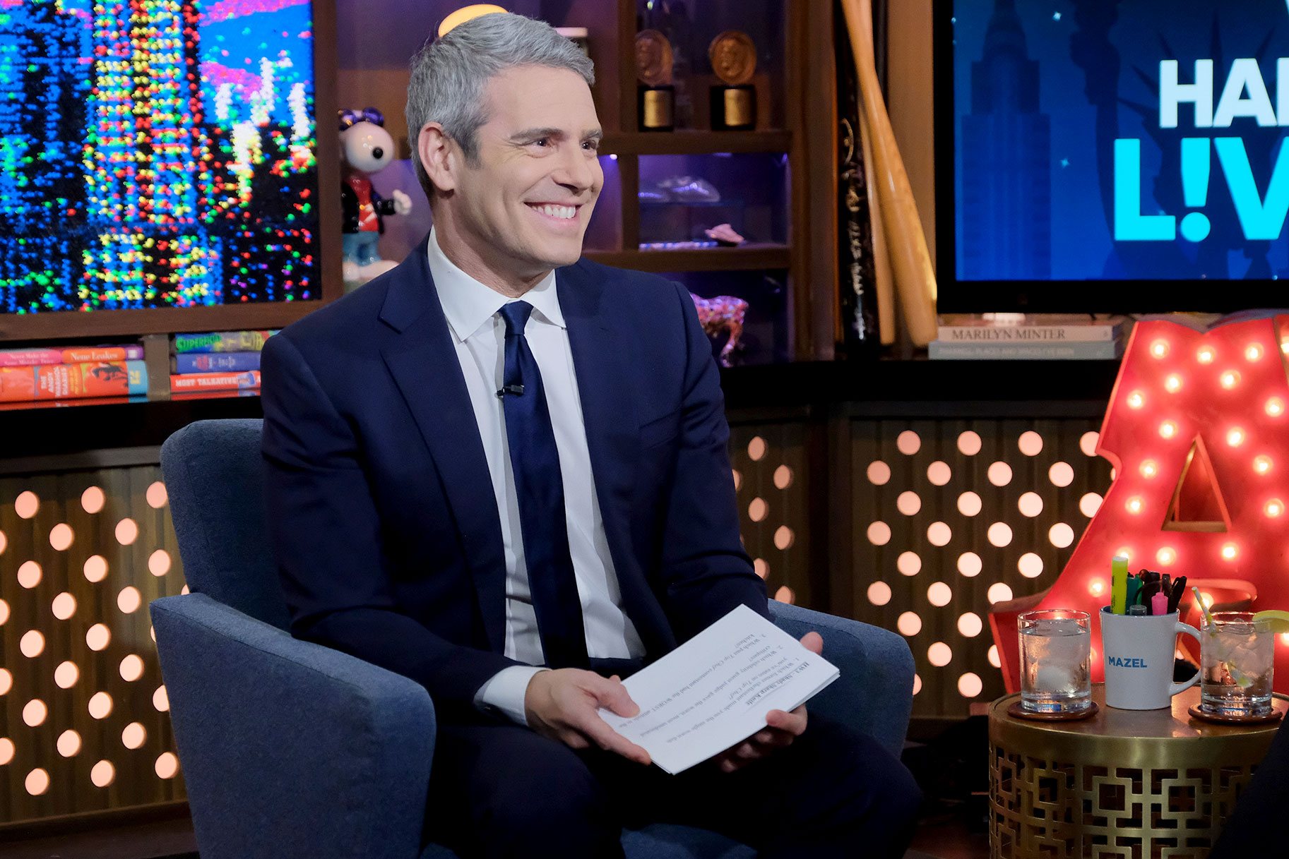 Andy Cohen Wwhl New Shows