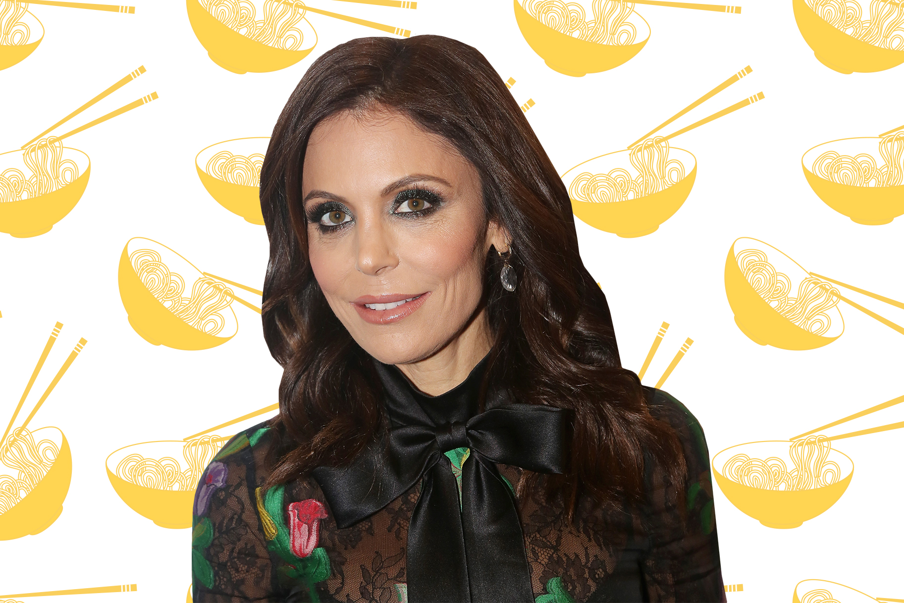Bethenny Frankel Comfort Food