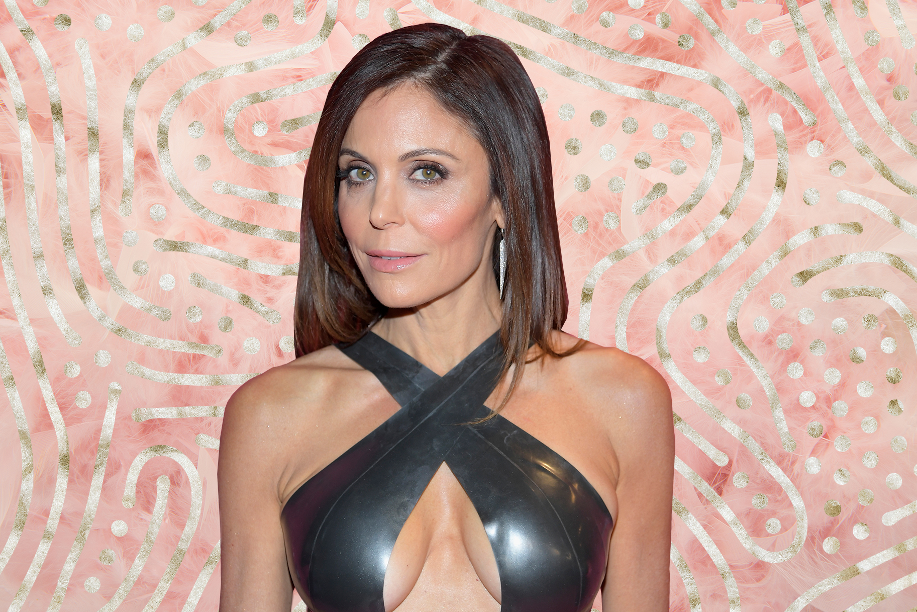 Bethenny Frankel Quarantine Look