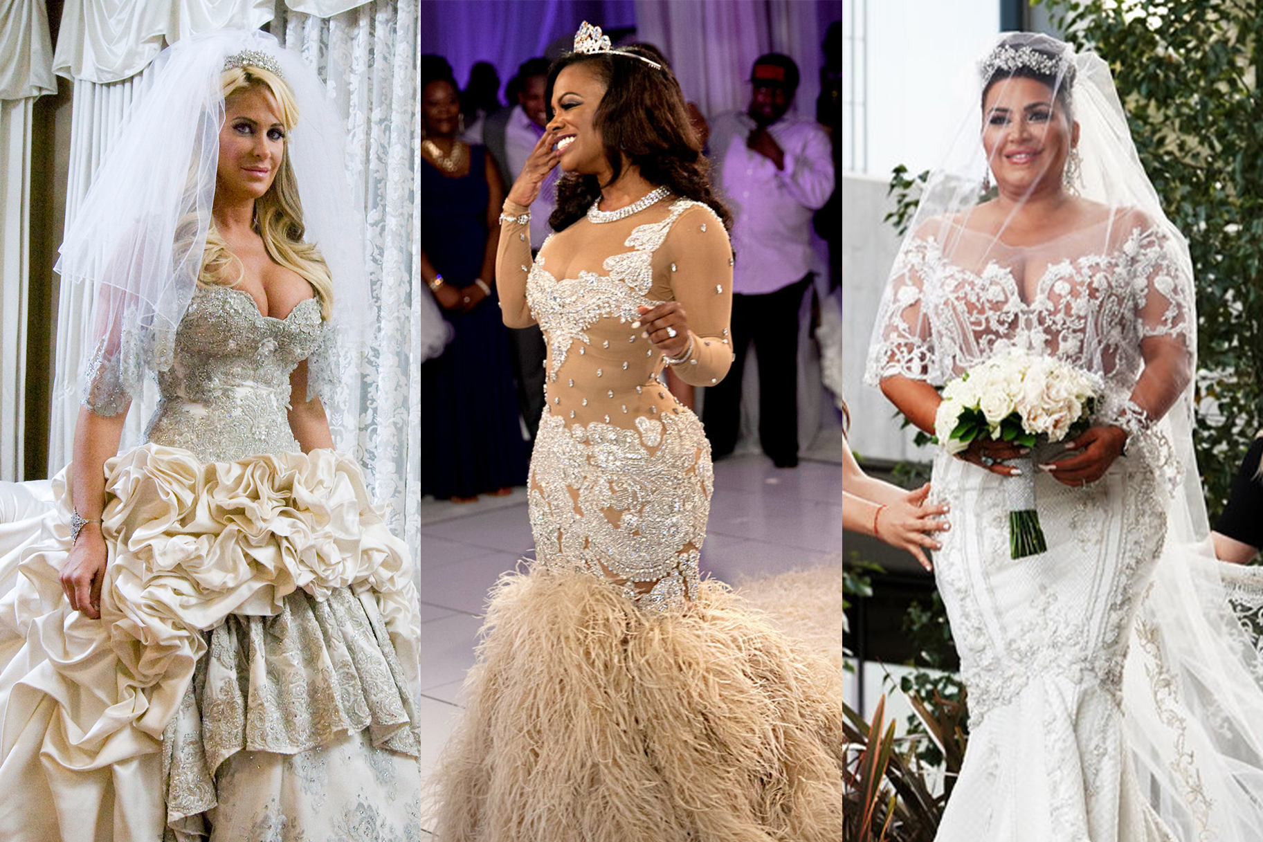 Bravoleb Wedding Dresses