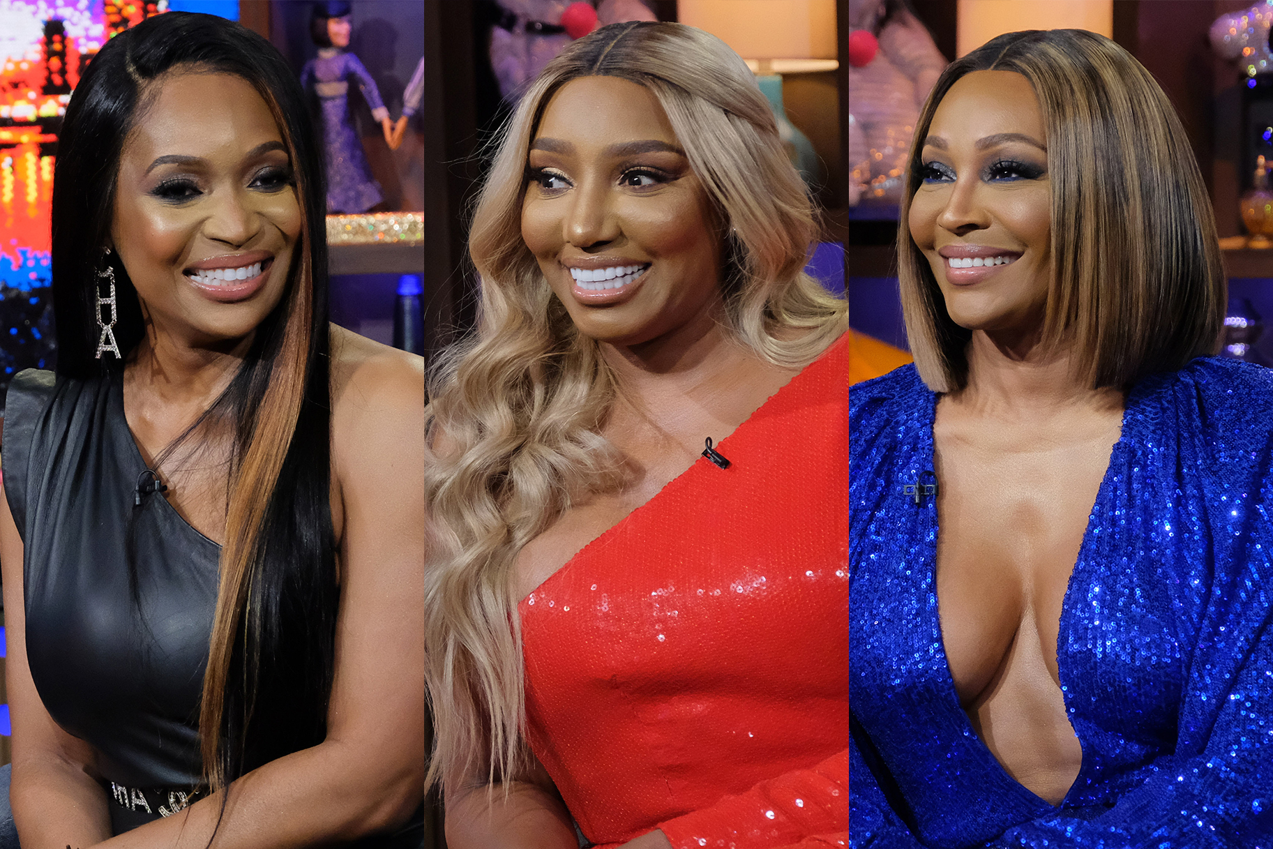 Cynthia Bailey Nene Leakes Marlo Hampton Side Chick