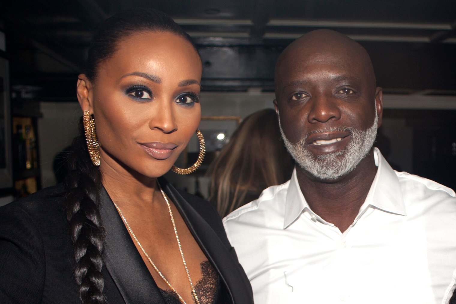 Cynthia Bailey Peter Thomas Rhoa