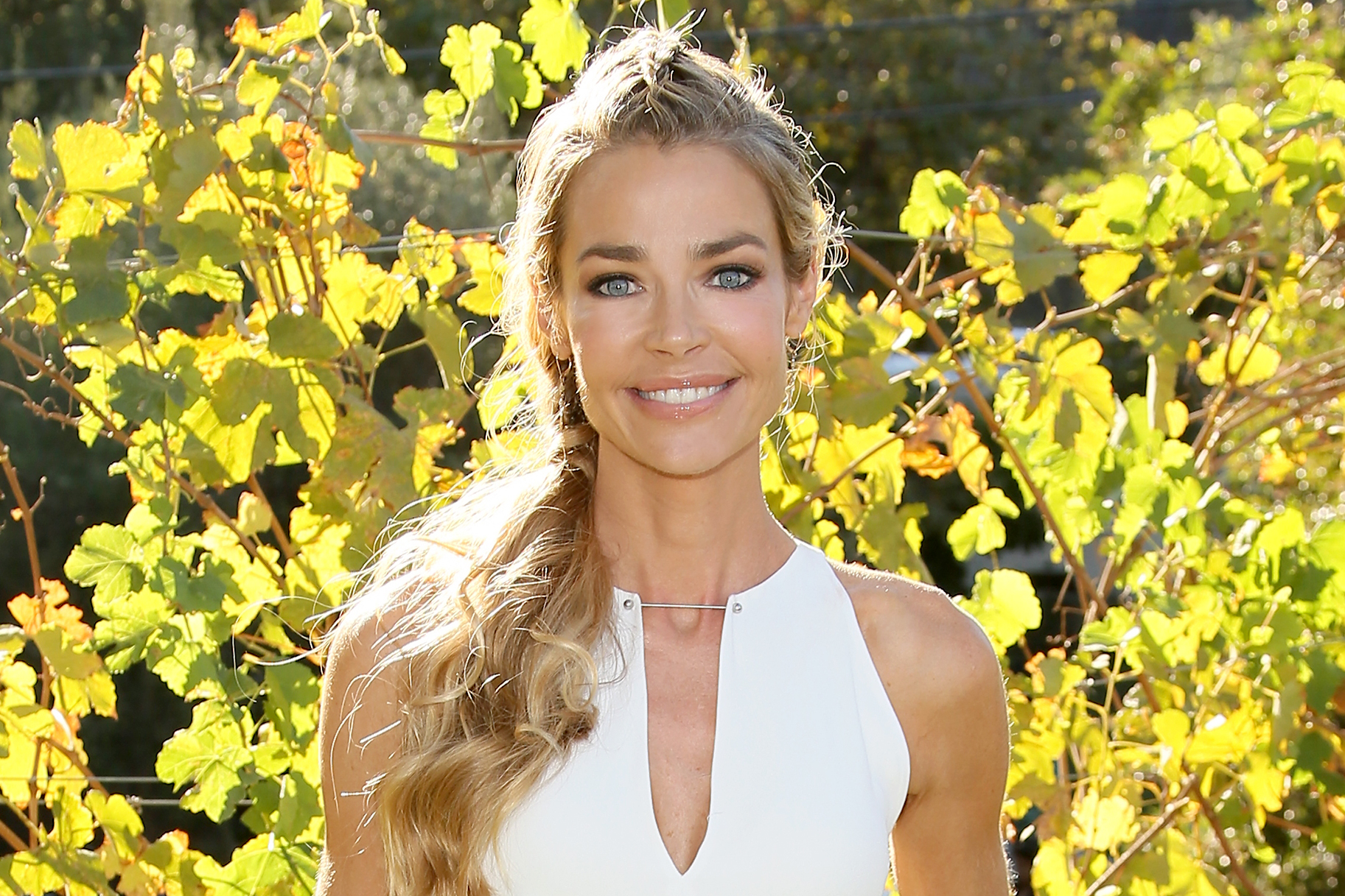 Dish Denise Richards Wedding Date