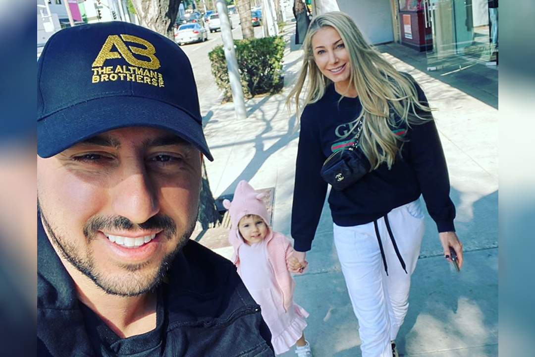 Heather Josh Altman Children Corona Virus