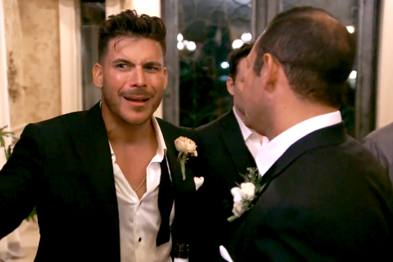 Jax Taylor Wedding Booze Meltdown