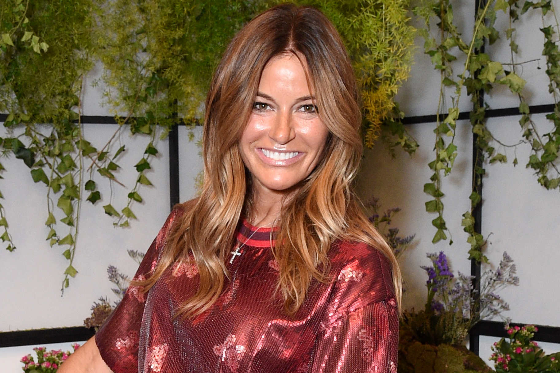 Kelly Bensimon Corona Virus Quarantine