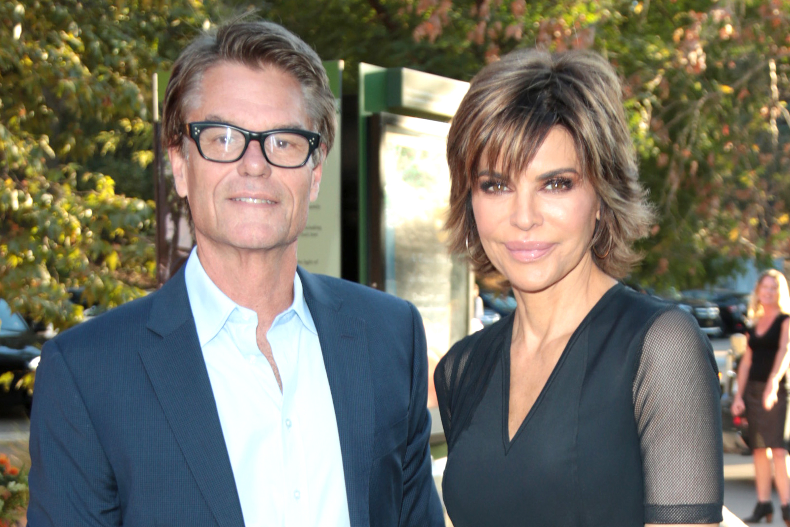 Lisa Rinna Harry Hamlin Quarantine