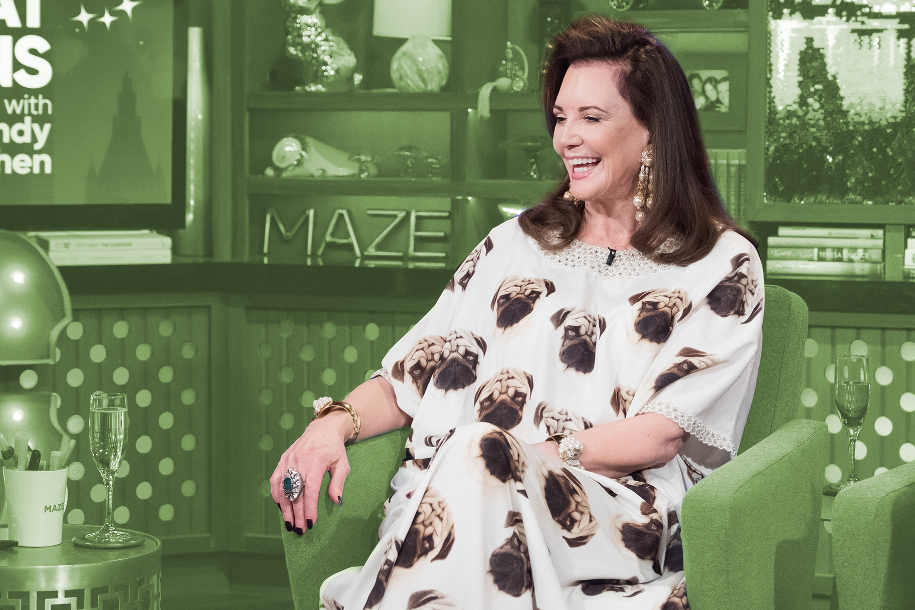 Lookbook Patricia Altschul Caftan