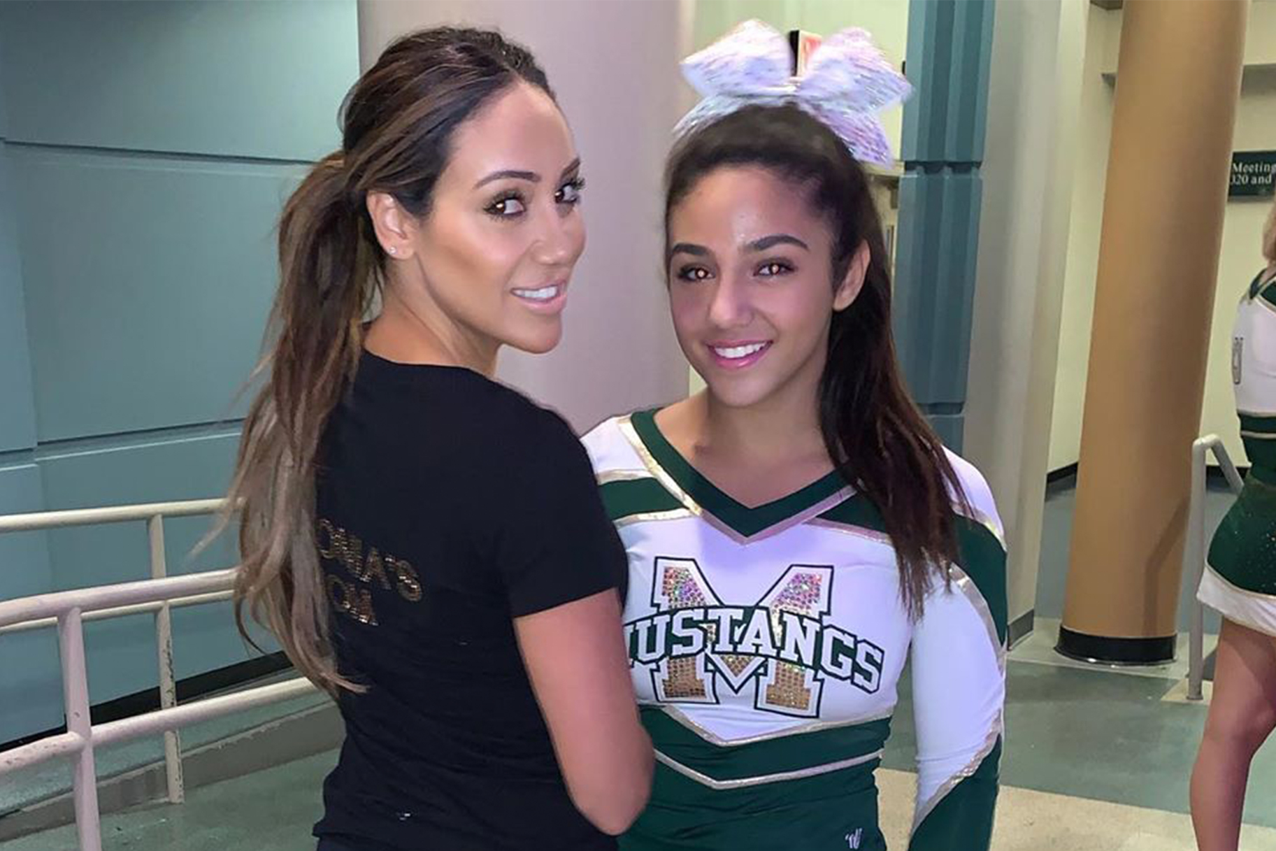 Melissa Gorga Attends Baby Shower With Daughter Antonia Style Living