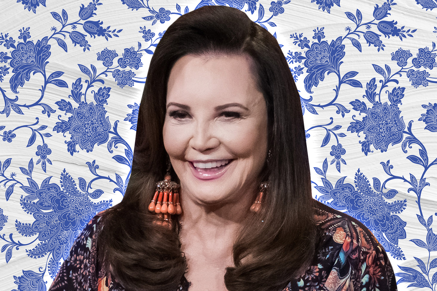 Patricia Altschul Blue Room