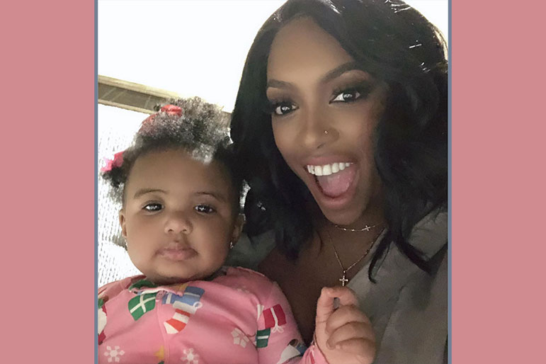 Porsha Williams Pilar Birthday Rhoa