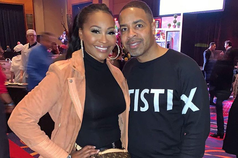 Cynthia Bailey Mike Hill Book
