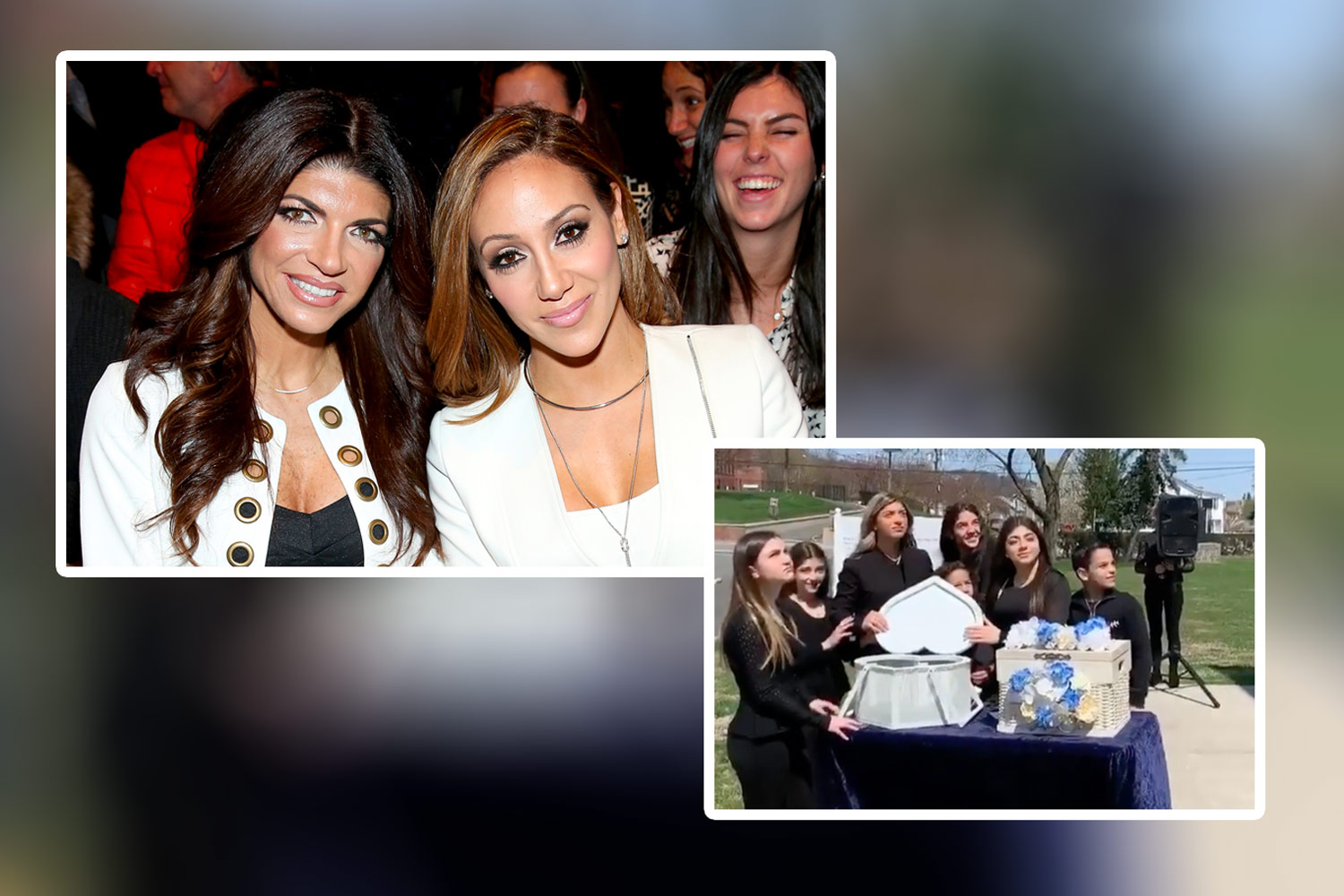 Giancito Gorga Memorial Teresa Giudice