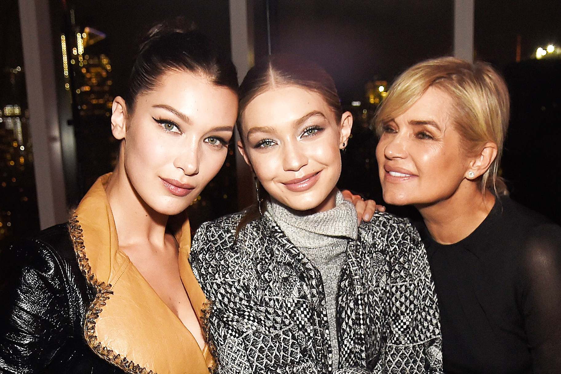 Hadid Family Quarantine