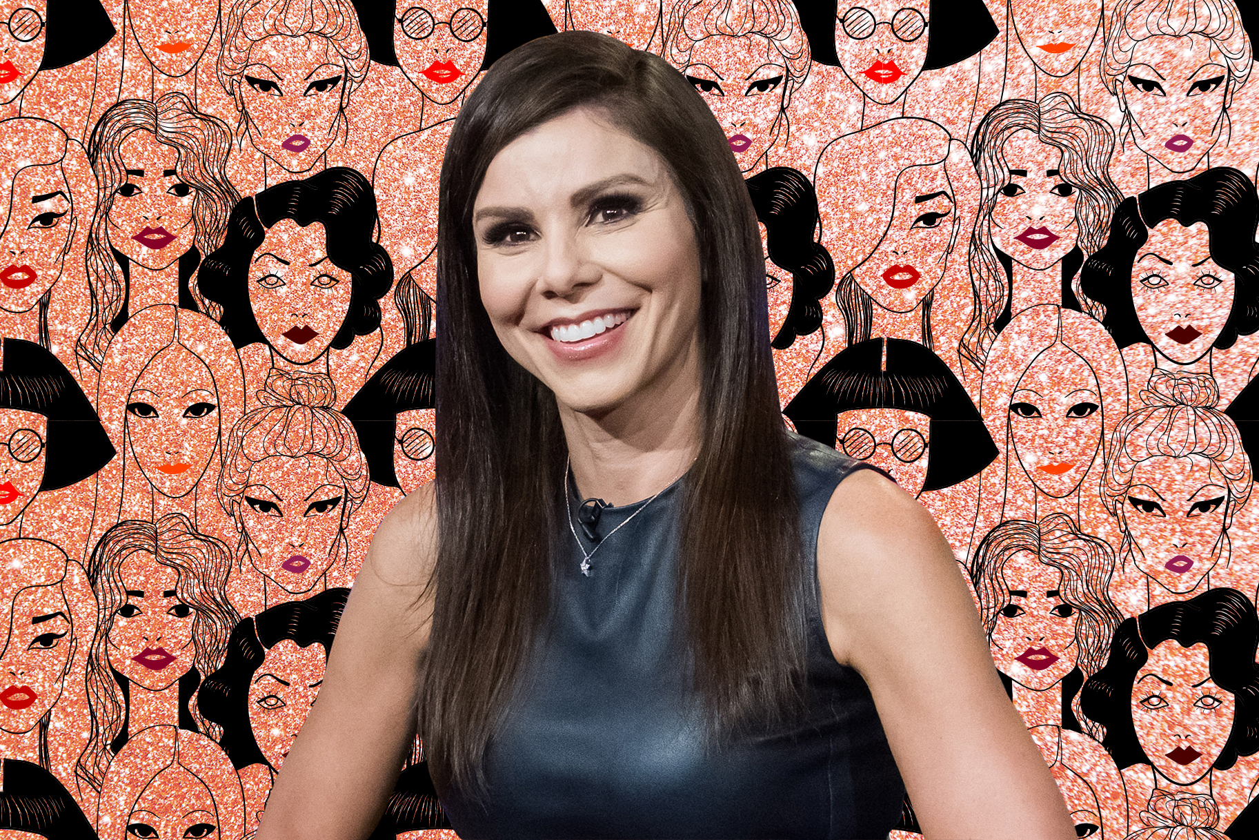 Heather Dubrow Haircut