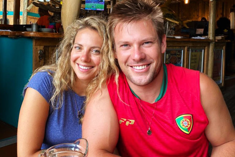 Joao Franco Fiance South Africa