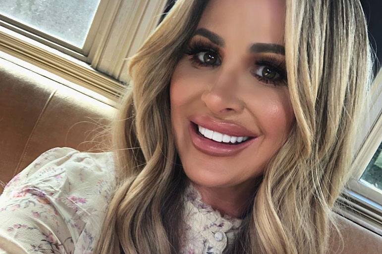 Kim Zolciak Biermann Neck Botox