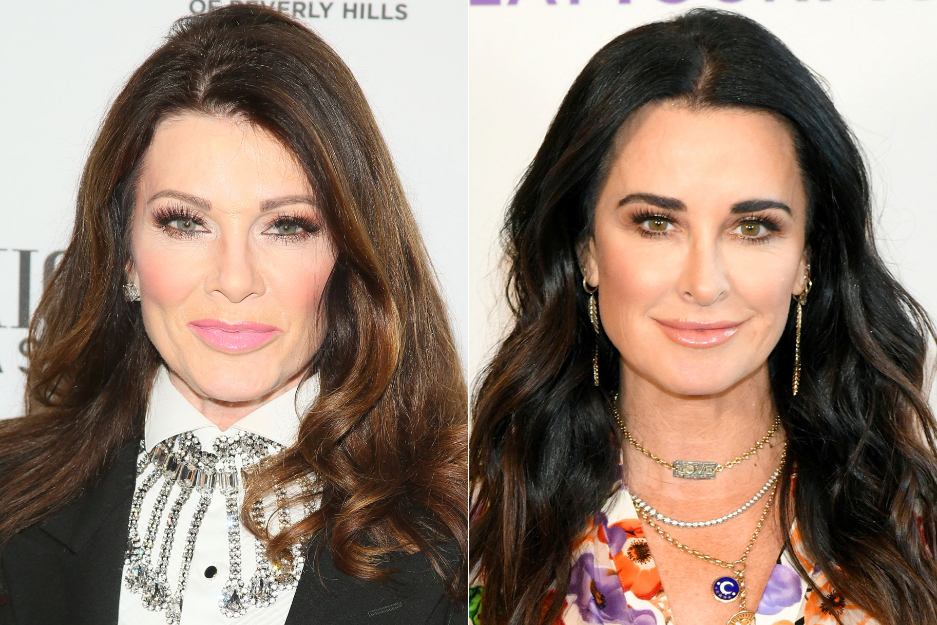 Kyle Richards Lisa Vanderpump