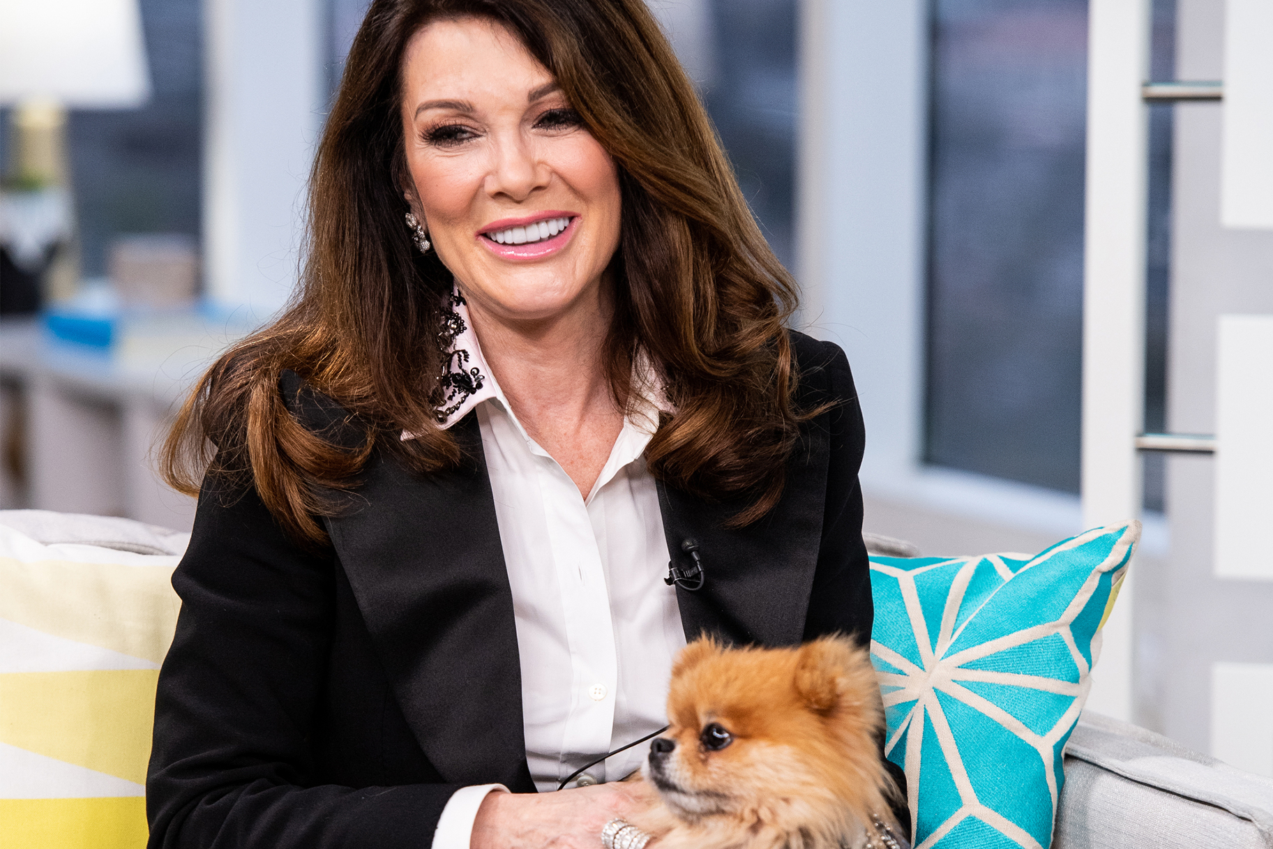 Lisa Vanderpump Quarantine Necessities 1
