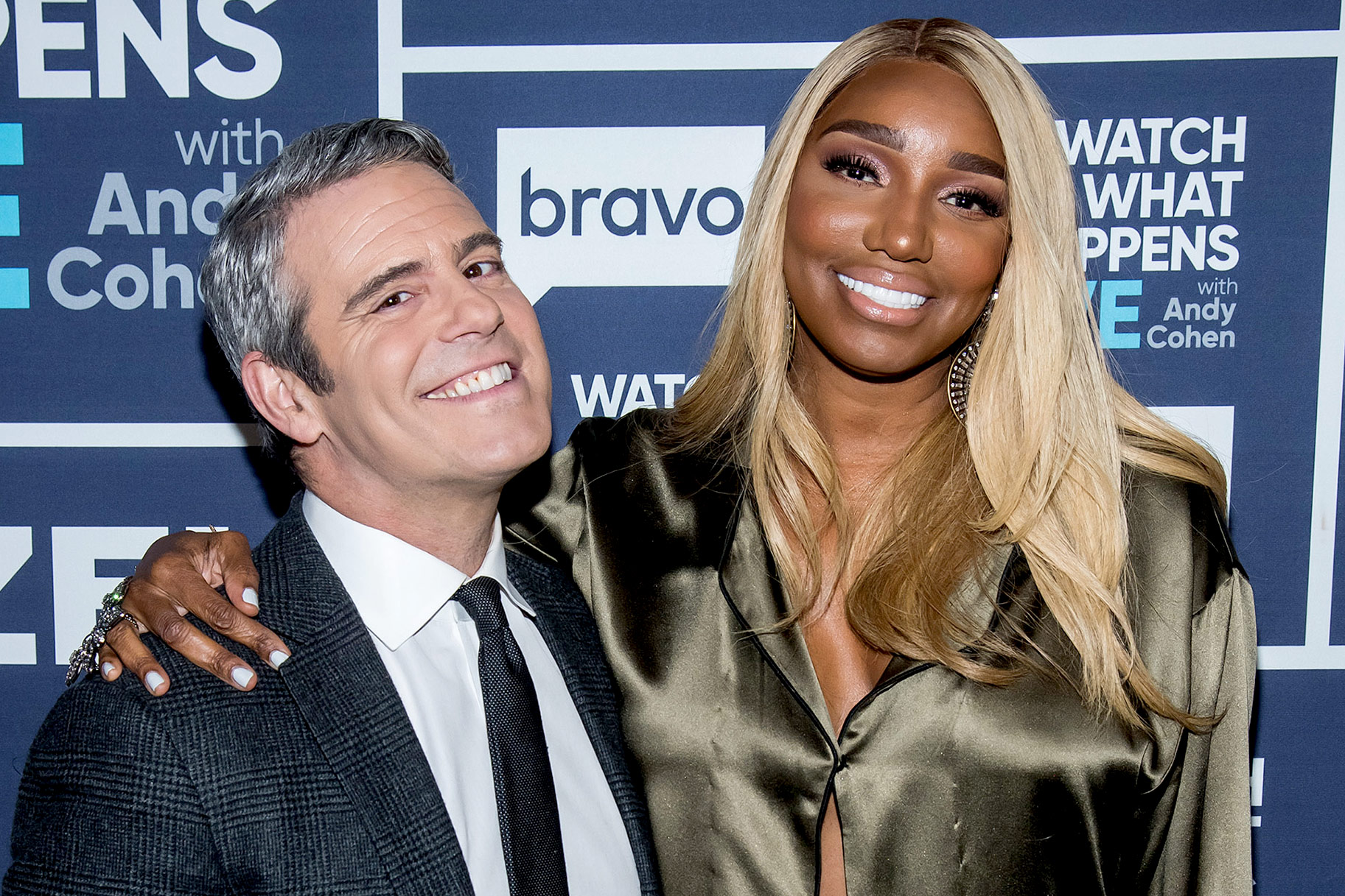 Nene Leakes Andy Cohen Relationship