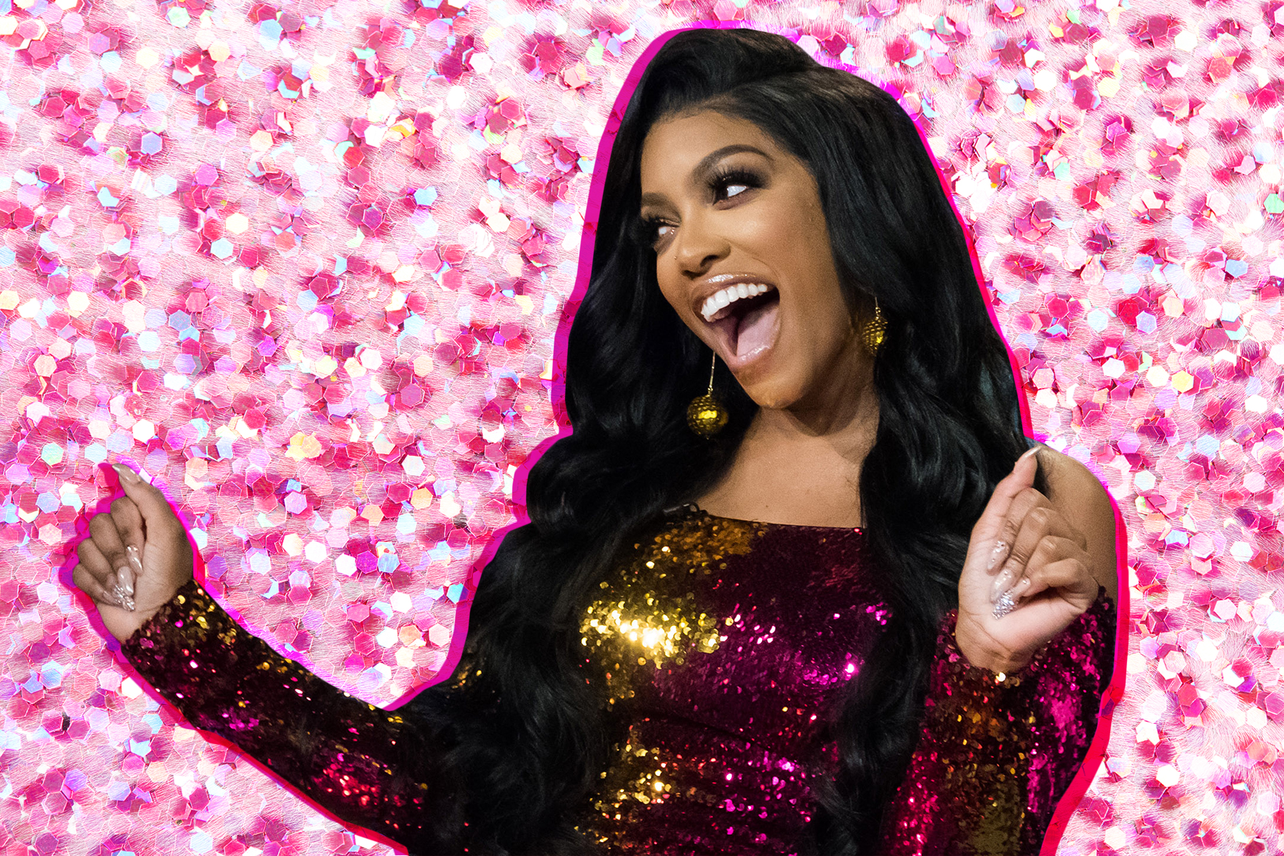Porsha Fashion Line Rhoa Promote