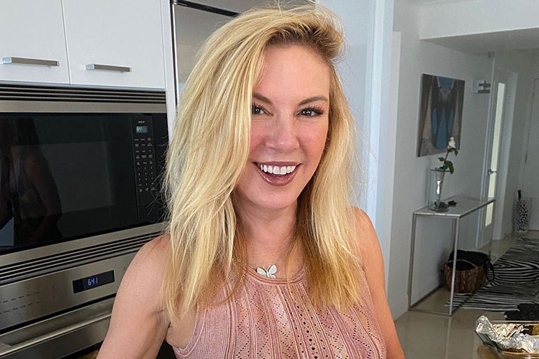 Ramona Singer Rhony Fridge Tour