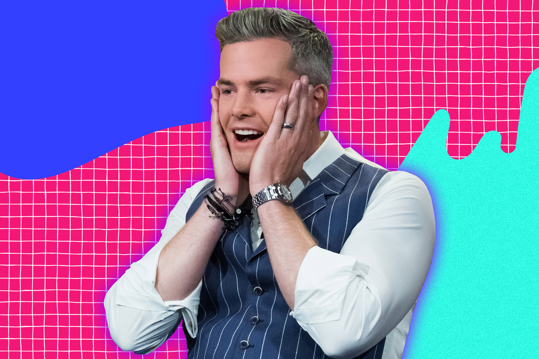 Ryan Serhant Mdlny Hand Model