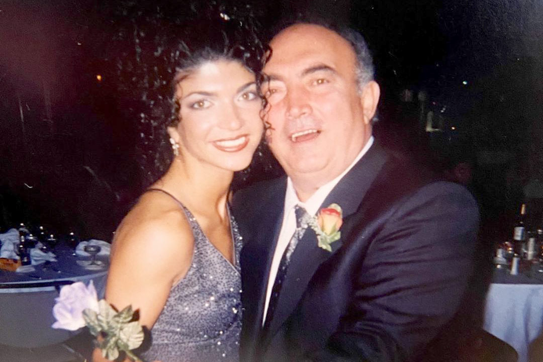 Teresa Giudice Father Passes Away