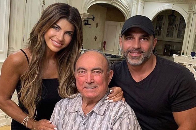 Teresa Giudice Nono Father Tribute